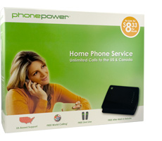 PhonePower Retail Package
